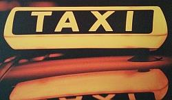Taxi-Dachschild
